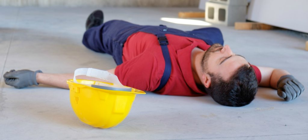 Does Workers' Compensation Insurance Cover slip and fall injuries?