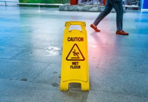 slip and fall accident in florida
