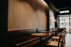 Empty Restaurant - Will my insurance cover business losses from COVID-19 - Dolman Law Group - Florida Personal Injury Lawyers