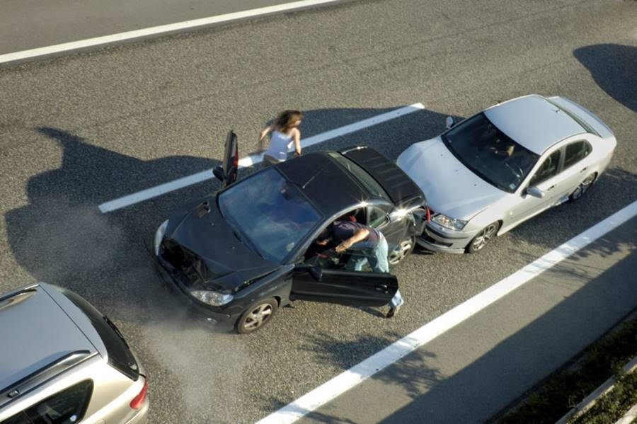 Uber Car Accidents When Driving a Passenger